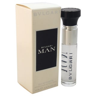 Bvlgari Man Men's 0.34-ounce Eau de Toilette Spray