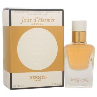 Hermes Jour d'Hermes Absolu Women's 1-ounce Eau de Parfum Spray (Refillable)