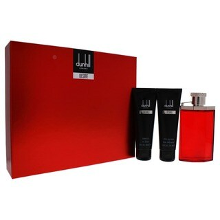 Desire London by Alfred Dunhill Men's 3-piece Gift Set