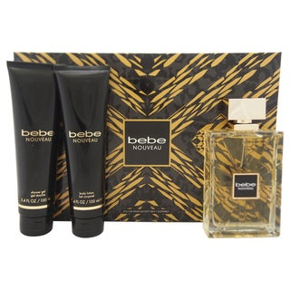 Bebe Nouveau by Bebe Women's 3-piece Gift Set