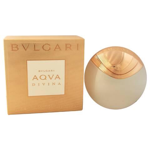 Bvlgari Aqva Divina Bvlgari Women's 2.2-ounce Eau de Toilette Spray