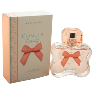 Bourjois Glamour Lovely Women's 1.7-ounce Eau de Parfum Spray
