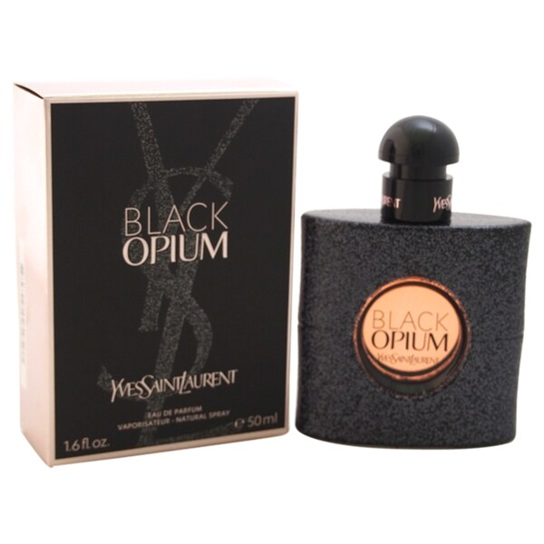 Yves Saint Laurent Black Opium Women's 1.6-ounce Eau de Parfum Spray
