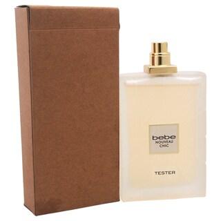 Bebe Nouveau Chic Women's 3.4-ounce Eau de Parfum Spray (Tester)