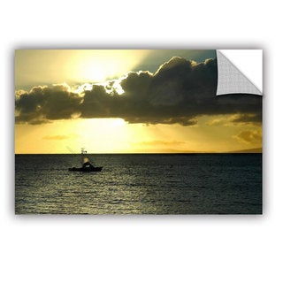 ArtAppealz Dan Holm 'Heading Home' Removable Wall Art