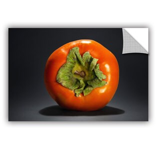 ArtAppealz Dan Holm 'Persimmon' Removable Wall Art