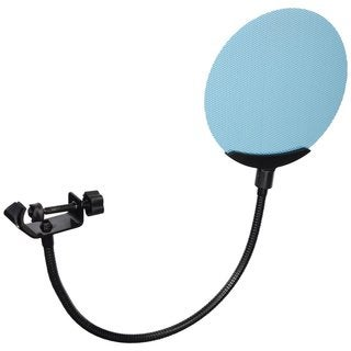 Dragonpad Metal Pop Filter Studio Windscreen