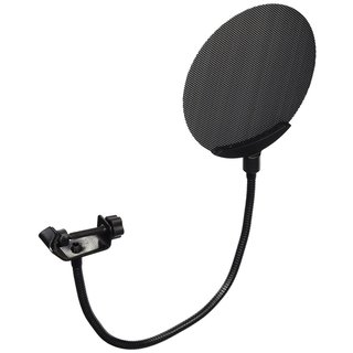 Dragonpad Black Metal Pop Filter Studio Windscreen