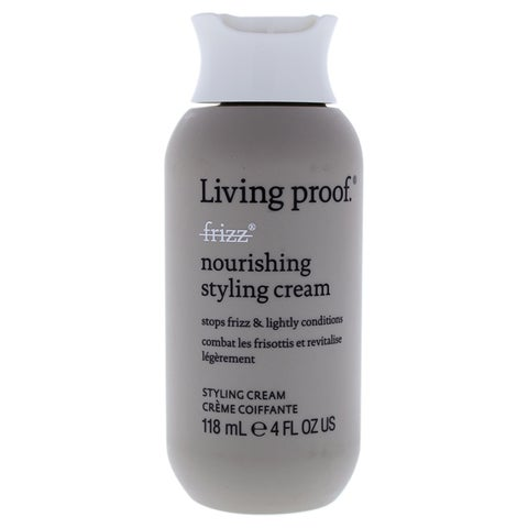Living Proof No Frizz Nourishing 4-ounce Styling Cream