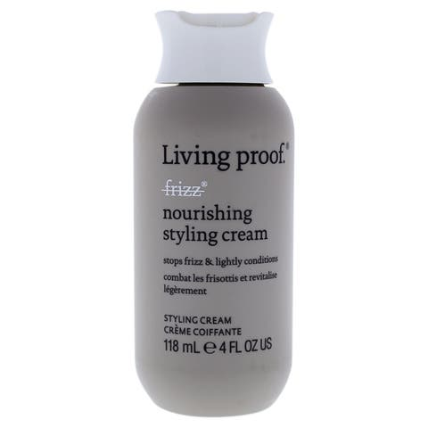 Living Proof No Frizz Nourishing Styling Cream 4 oz - 4 oz