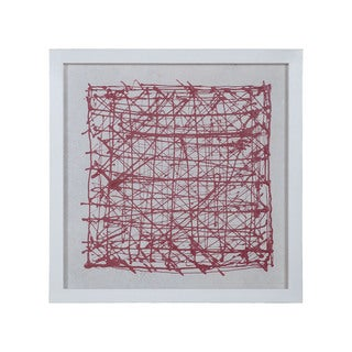 Dimond Home Networks One Framed Wall Art