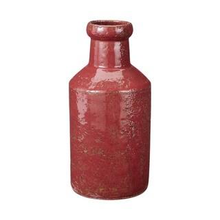 Dimond Home Rustic Sangria Milk Bottle