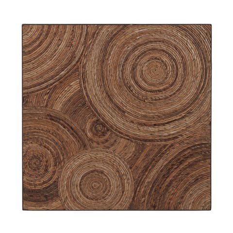 Dimond Home Banana Leaf Wall Art - Brown