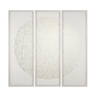 Dimond Home Natural Fiber Triptych Wall Art