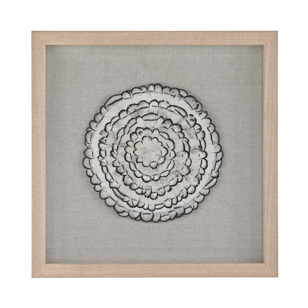 Dimond Home Feather Swirl Wall Decor