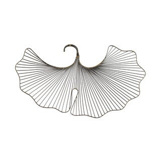 Dimond Home Brass Solder Point Leaf Wall Decor