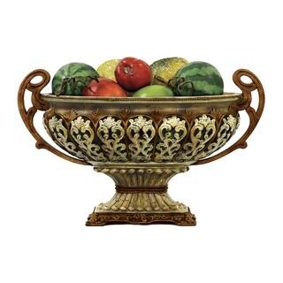 Sterling Sheaffer Faux Alabaster Display Bowl