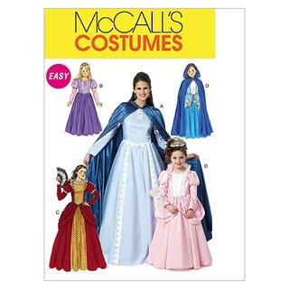 Misses'/Children's/Girls' Costumes-MISS (SML-MED-LRG)