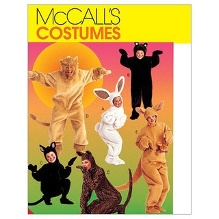 Adults'/Kids' Animal Costumes-XLG