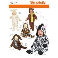 Babies' Costumes-XS-S-M-L