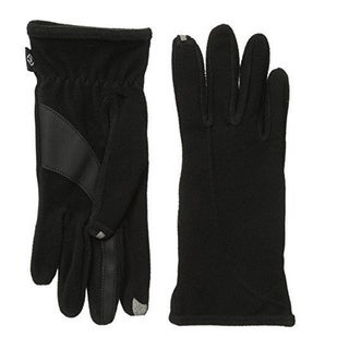 Isotoner Women's Smartouch Stretch Ottoman Gloves, One Size