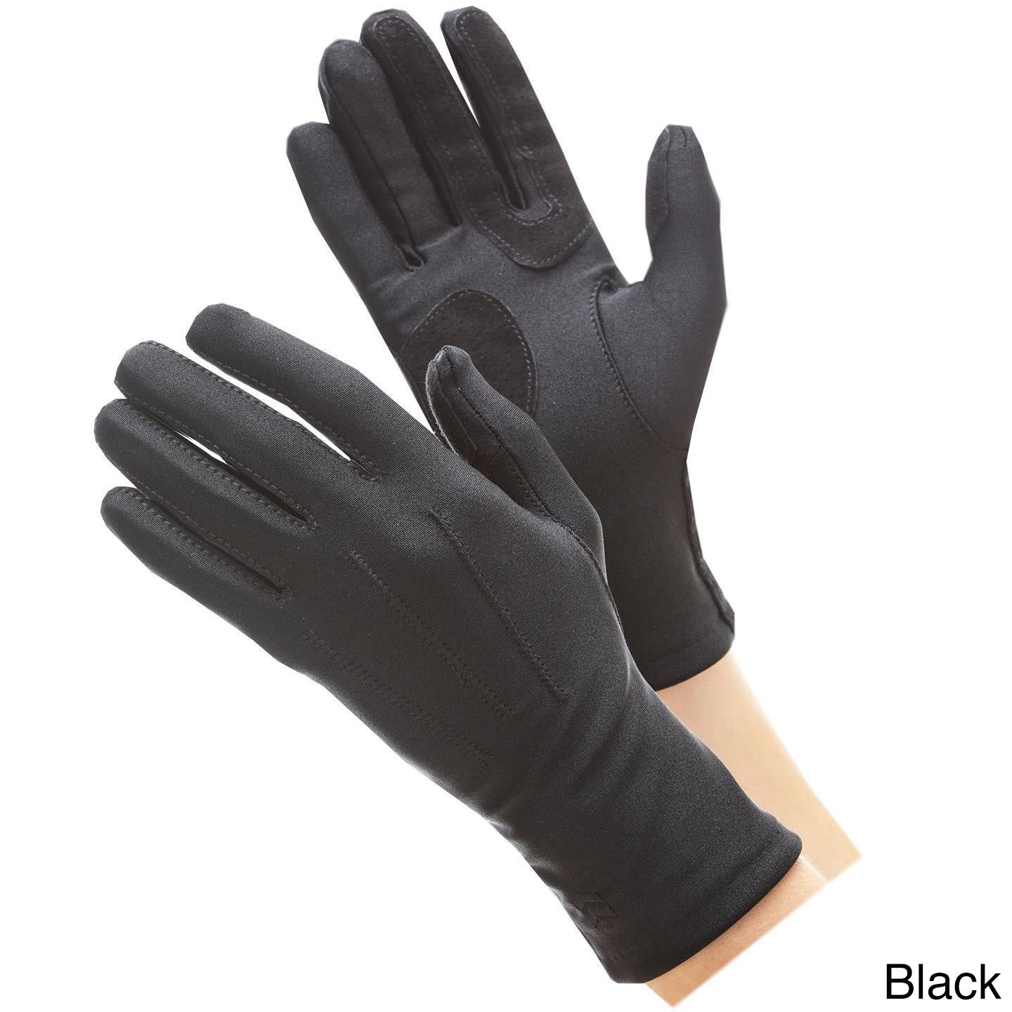 Isotoner Women's Classics Stretch Lined Gloves, One-Size ...