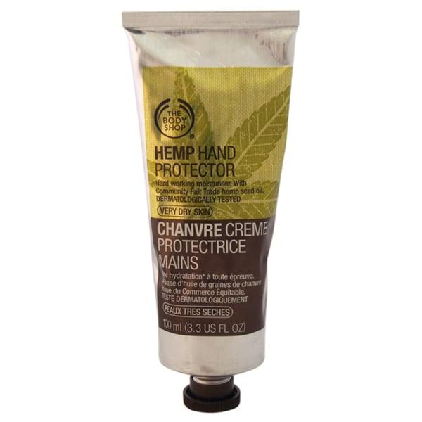 The Body Shop Hemp 3 3-ounce Hand Protector Cream
