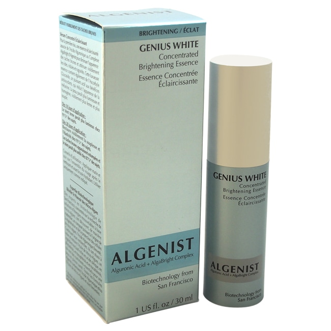 Algenist Genius White 1-ounce Concentrated Brightening Es...