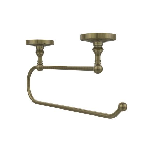 Allied Brass Prestige Regal Under Cabinet Paper Towel Holder   7 X 15 X 2.5