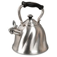 Gibson Alderton 2.3 Qt. Whistle Tea Kettle