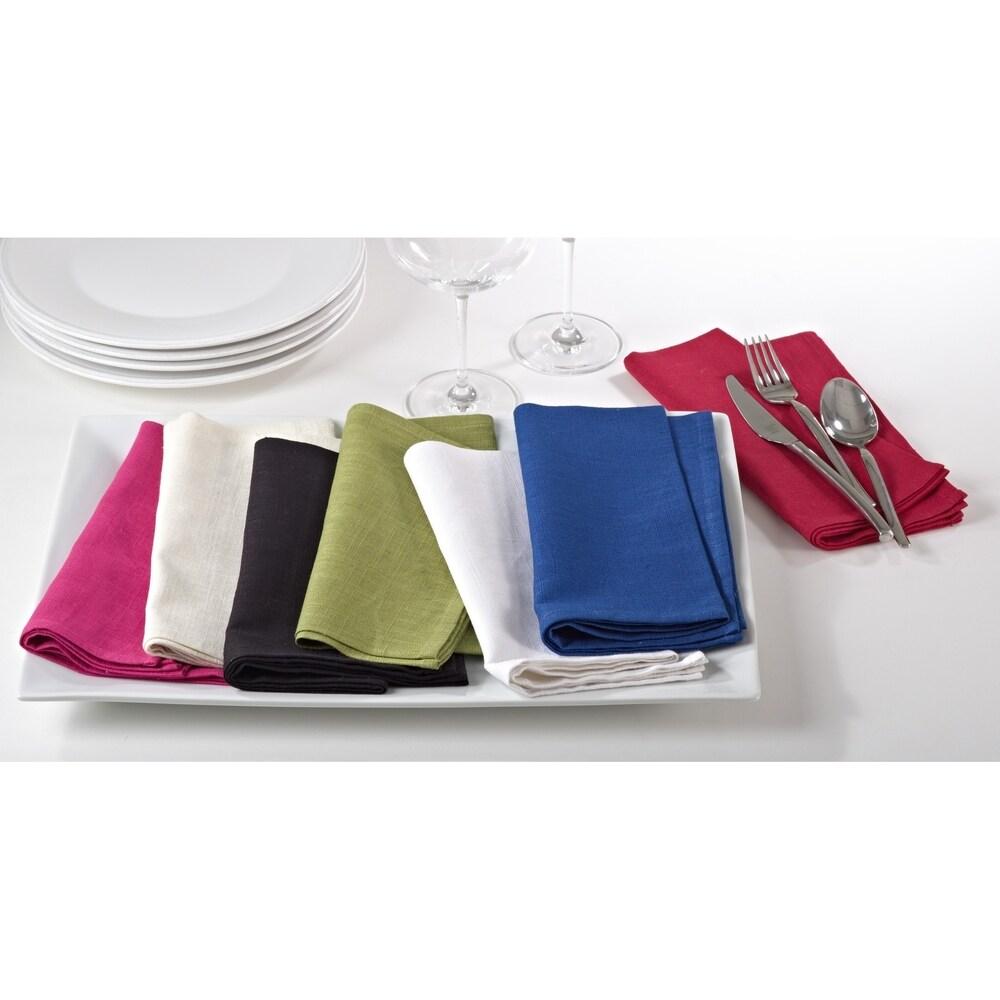 Shop Classic Design Napkin - set of 4 pcs - Overstock - 10515718