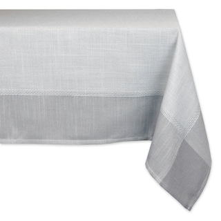 Multi-tone Grey Tablecloth