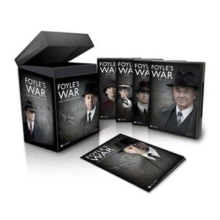 Foyle's War: The Complete Saga (DVD)