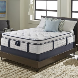 serta perfect sleeper elite infuse super pillow top kingsize mattress set