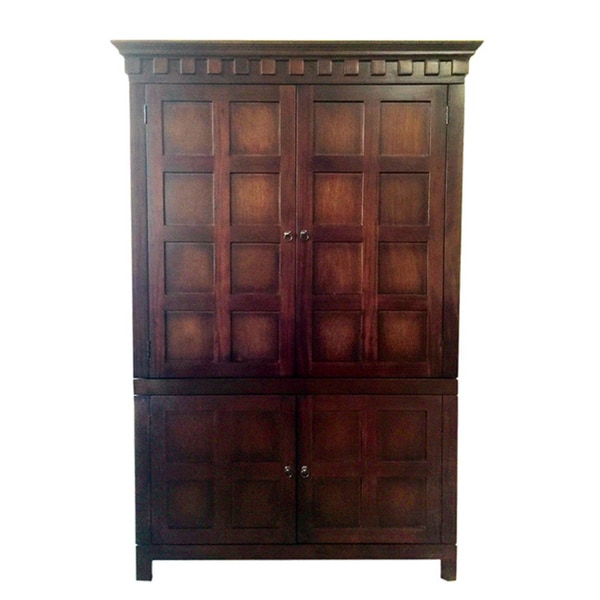 Handmade D-Art Texas Armoire (Indonesia)