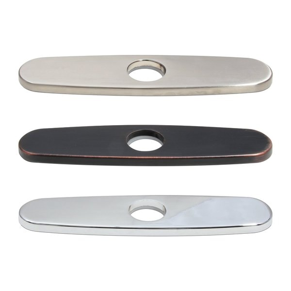 Shop Dyconn Faucet Deck Plate For Kitchen And Bathroom