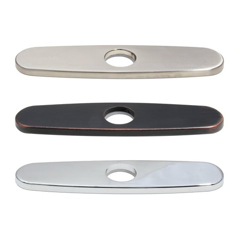 Dyconn Faucet Deck Plate for Kitchen and Bathroom Faucets