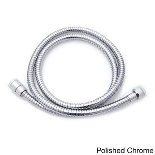 Dyconn Faucet 100 Inch (2. 54 Meters) Stainless Steel Flexible Hand Shower Hose