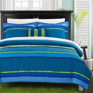 Chic Home Catticott 4-piece Quilt Set