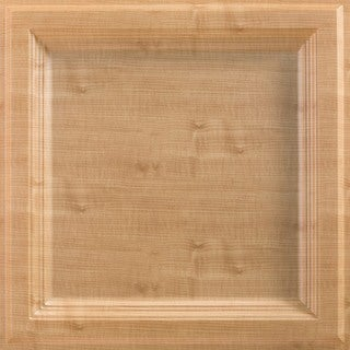 Fasade Classic Coffer Maple 2-foot Square Lay-in Ceiling Tile