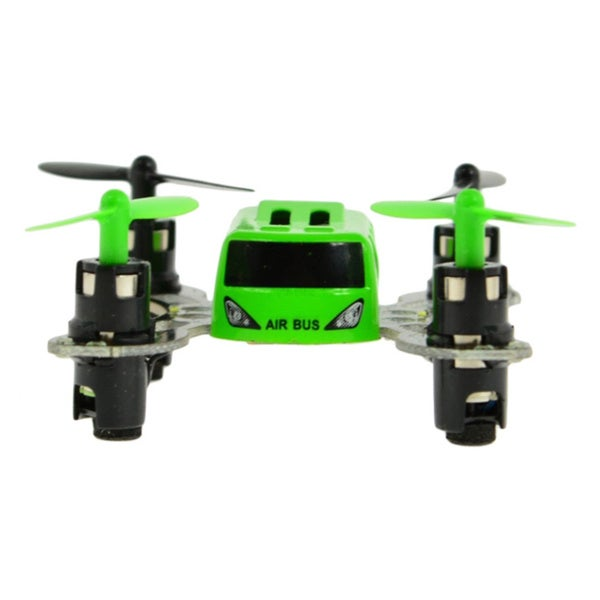 Micro Airbus 2.4Ghz Quadcopter with Full Flip Capability