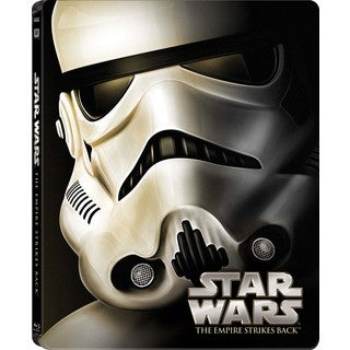 Star Wars: The Empire Strikes Back (Blu-ray Disc)