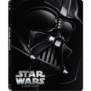 Star Wars: A New Hope (Blu-ray Disc)