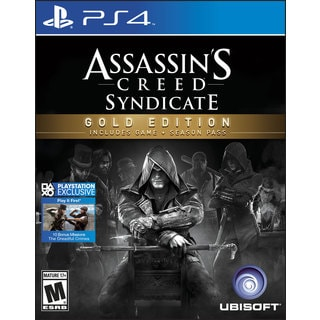 PS4 - Assassin's Creed Syndicate: Gold Edition