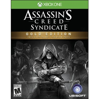 Xbox One - Assassin's Creed Syndicate: Gold Edition