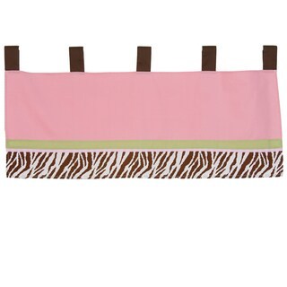 Pam Grace Creations Jolly Molly Window Curtain Valance