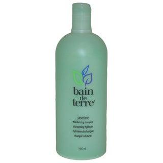 Bain De Terre Jasmine Moisturizing 33.8-ounce Shampoo