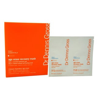 Dr. Dennis Gross Age Erase Recovery Mask (6 x 0.17-ounce)