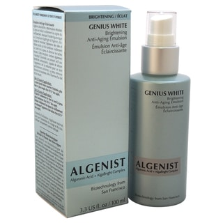 Algenist Genius White Brightening 3.3-ounce Anti-Aging Emulsion