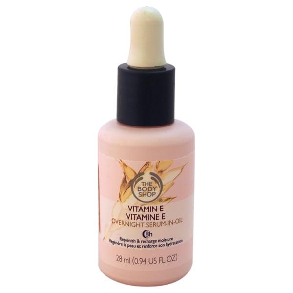 The Body Shop 0.94-ounce Vitamin E Overnight Serum-in-Oil
